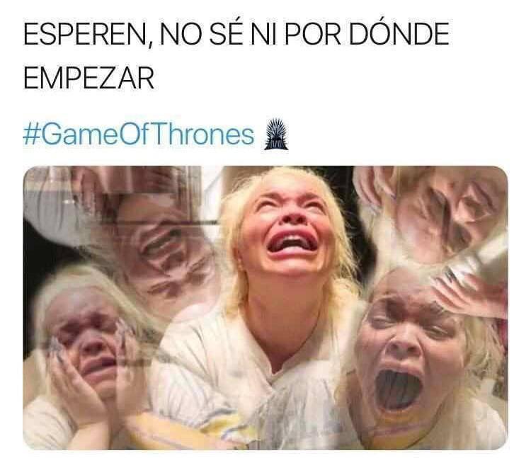 "El Internet reacciona a ""La Batalla de Winterfell"" 1"