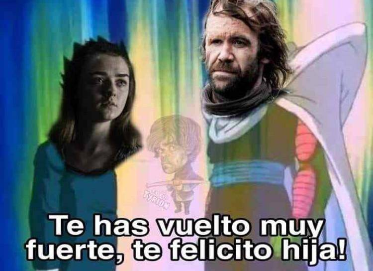 "El Internet reacciona a ""La Batalla de Winterfell"" 26"