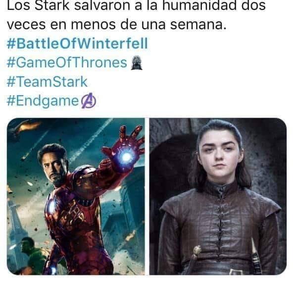 "El Internet reacciona a ""La Batalla de Winterfell"" 33"