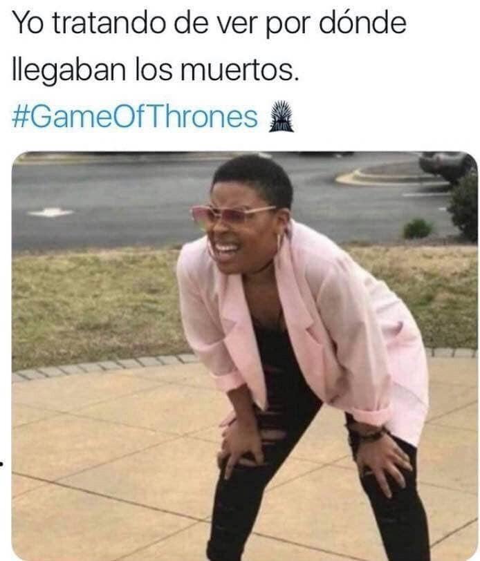 "El Internet reacciona a ""La Batalla de Winterfell"" 10"