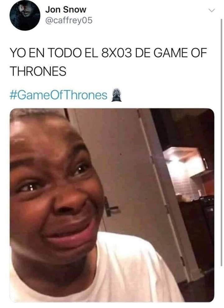 "El Internet reacciona a ""La Batalla de Winterfell"" 2"