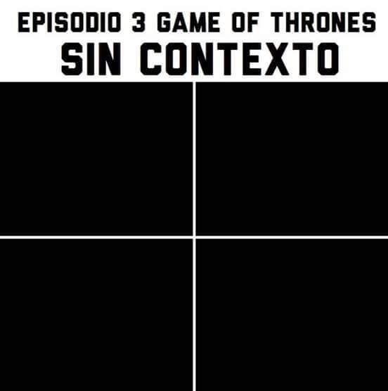 "El Internet reacciona a ""La Batalla de Winterfell"" 37"