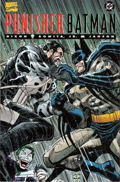 Punisher/Batman: Deadly Knights (1994)