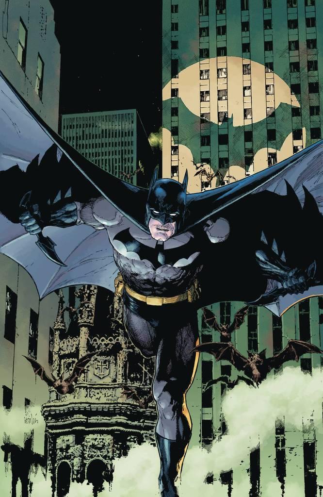 Batman #70 Portada Variante