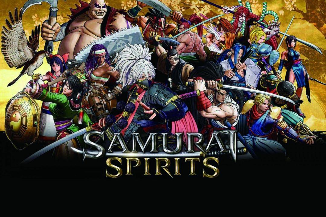 Trailer de Samurai Shodown Revela 3 Nuevos Personajes