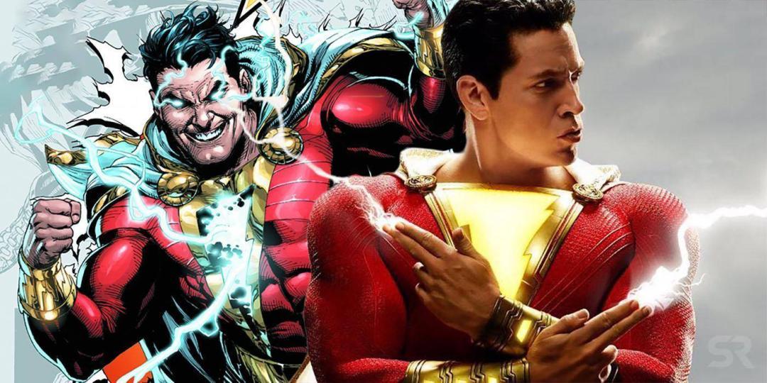 Reseña: Shazam, el héroe para todas las edades 1