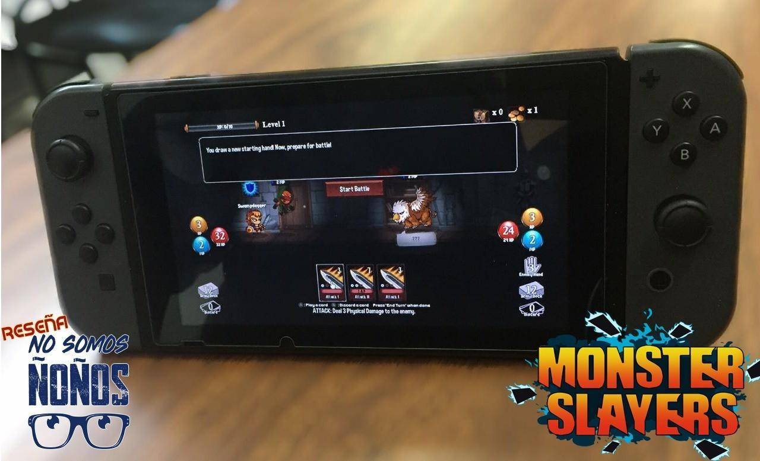 Reseña: Monster Slayers 4