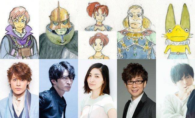 "Ve el primer teaser del anime ""Ni no Kuni"" 3"
