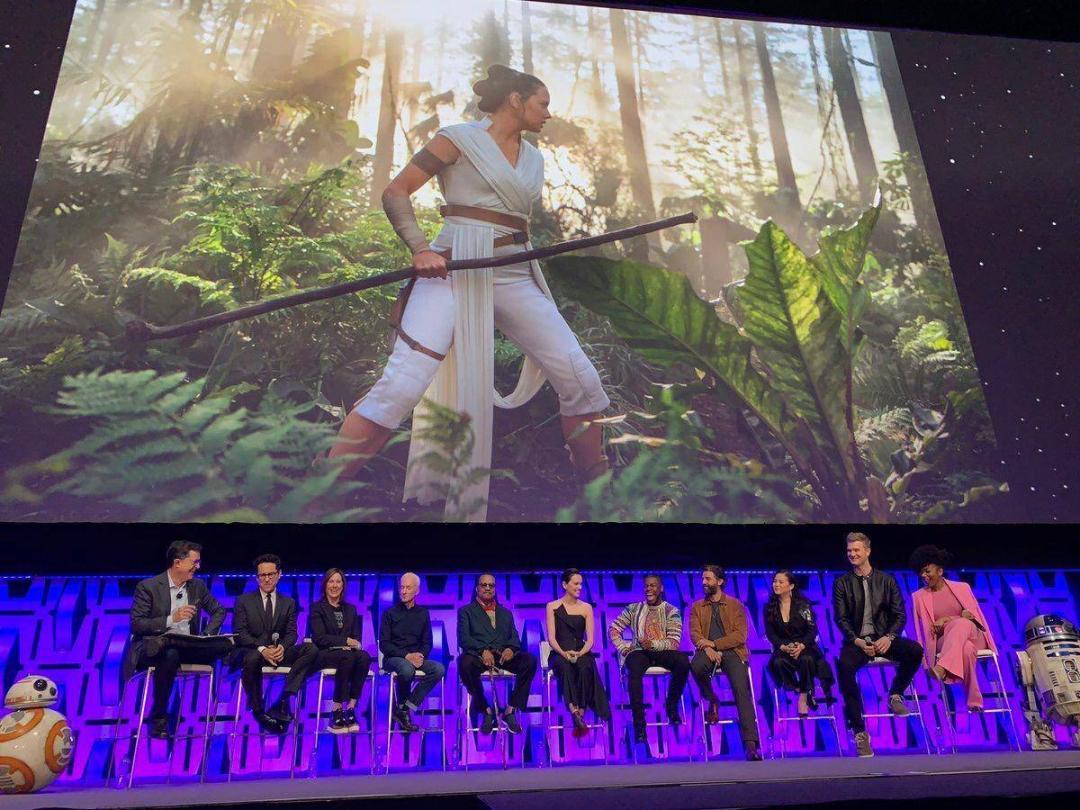 Star Wars Celebration: ¡El Episodio IX ha sido revelado! 9