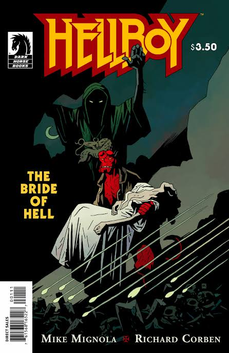 Hellboy: The Bride Of Hell (2009)