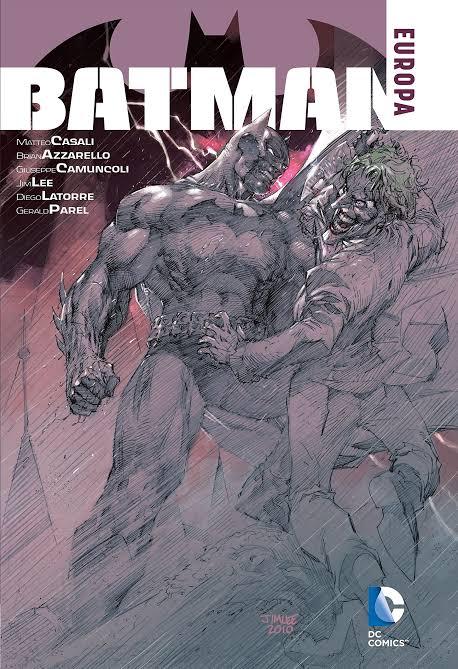 Batman Europa (2016)
