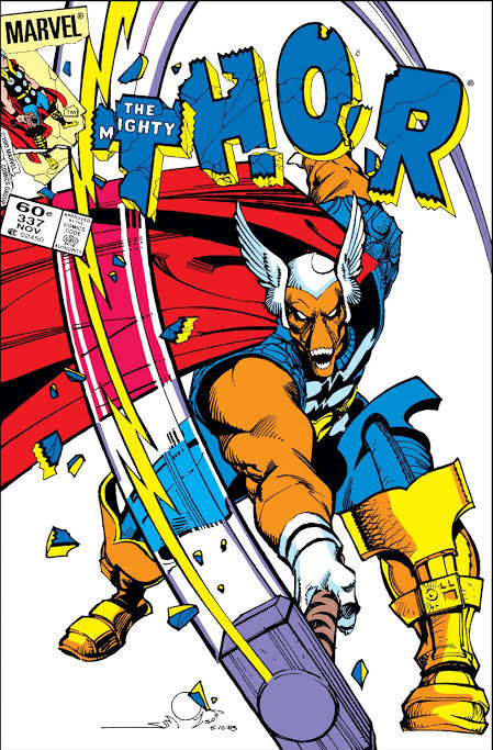 The Mighty Thor #337 (1983)