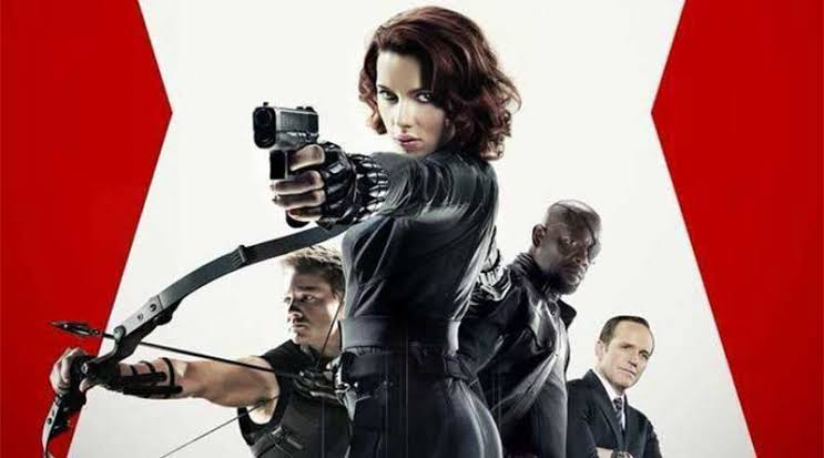 Black Widow (Próximamente)