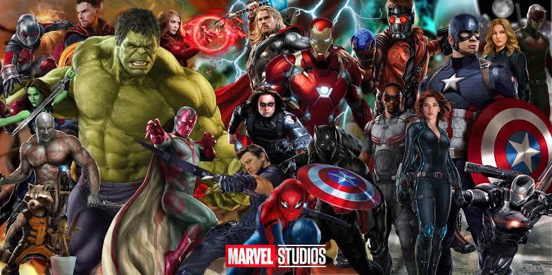 Marvel Cinematic Universe (2008-2019)