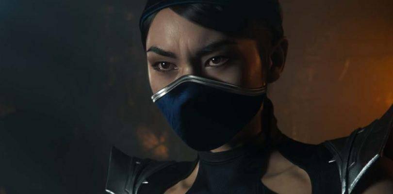 Conoce a Kitana en el nuevo vídeo de Mortal Kombat 11 1