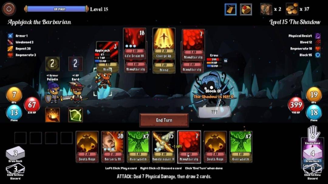 Reseña: Monster Slayers 1