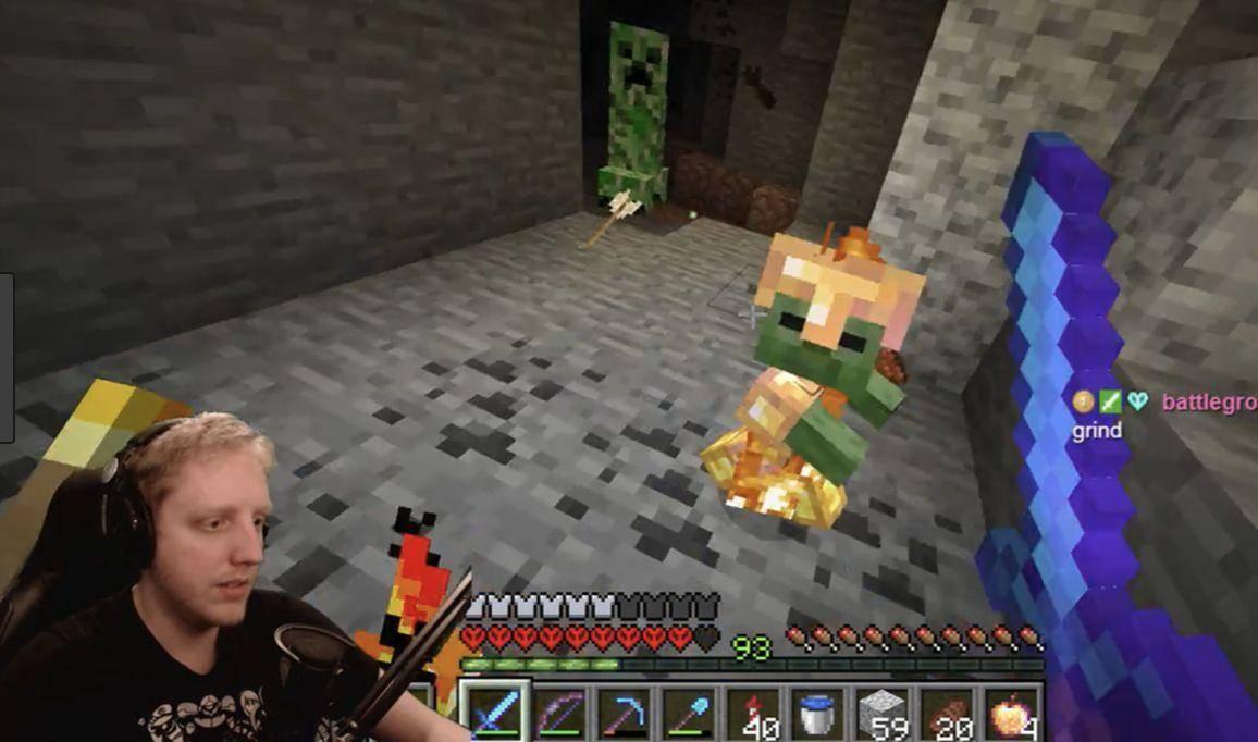 Tras 5 años en modo Hardcore de Minecraft, jugador muere por una araña 1