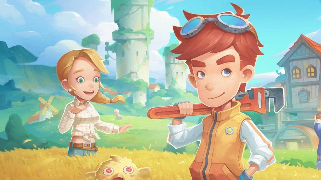 Reseña: My Time at Portia