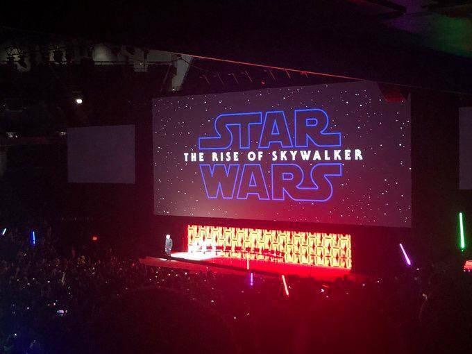 Star Wars Celebration: ¡El Episodio IX ha sido revelado!