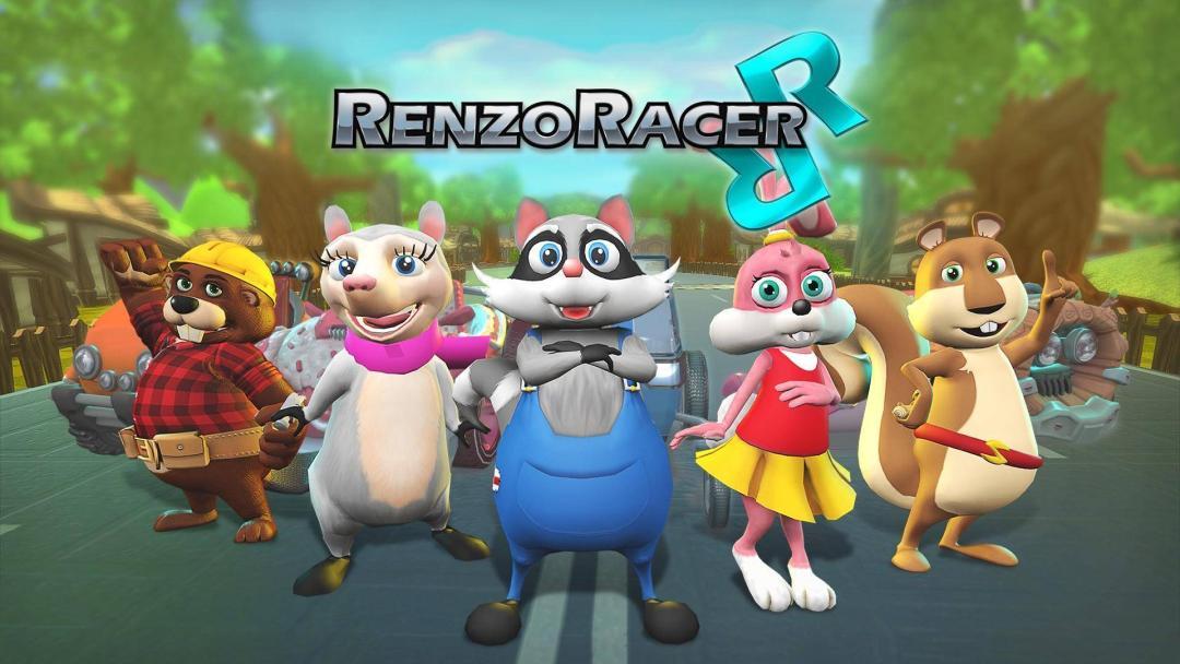 Renzo Racer: Videojuego de carreras mexicano