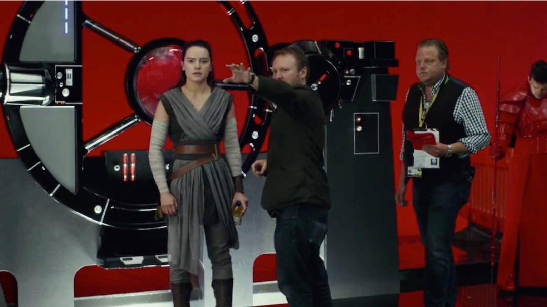 Rian Johnson, Star Wars, The Last Jedi