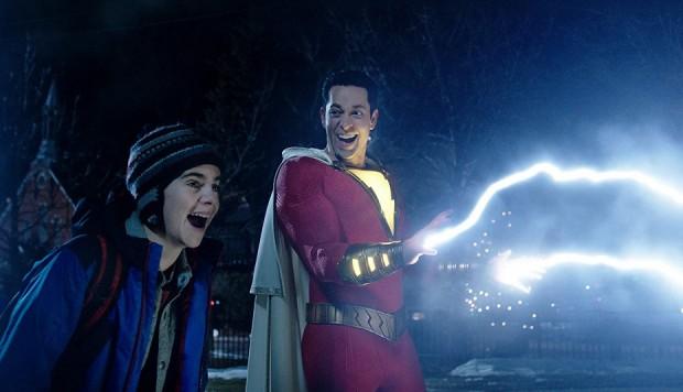 Reseña: Shazam, el héroe para todas las edades 2
