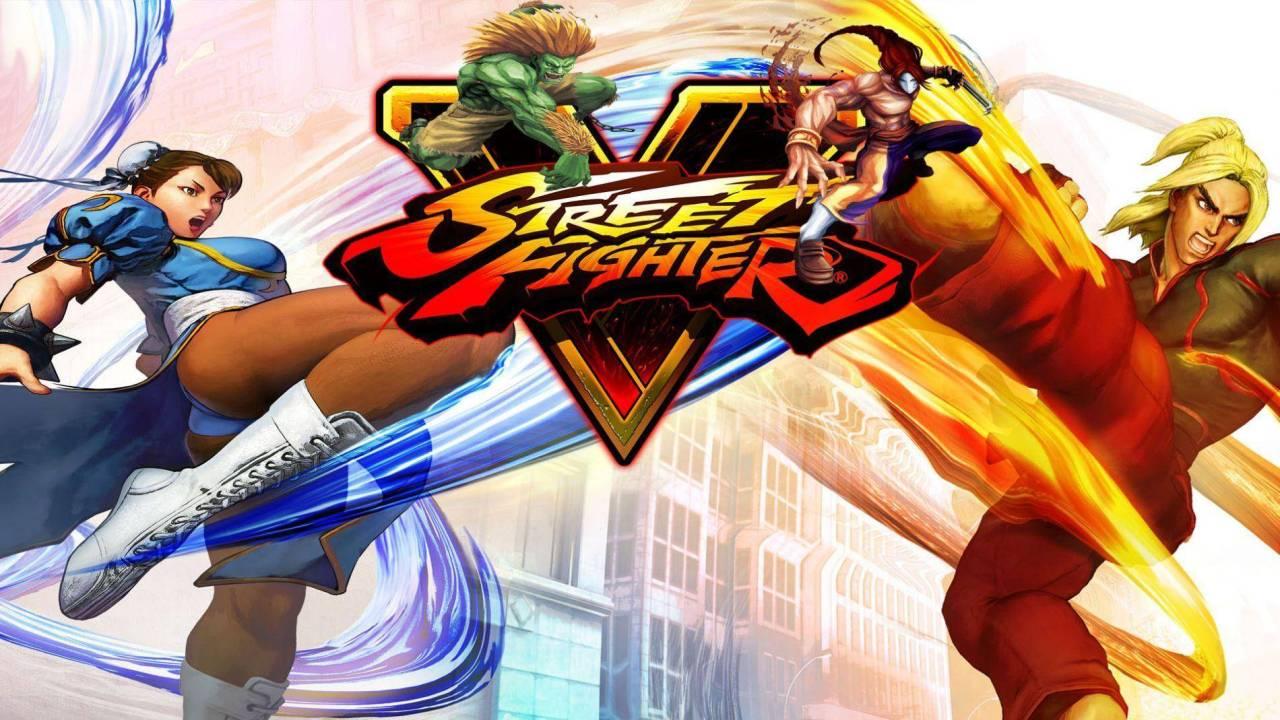 Juega gratis 'Street Fighter V' por dos semanas