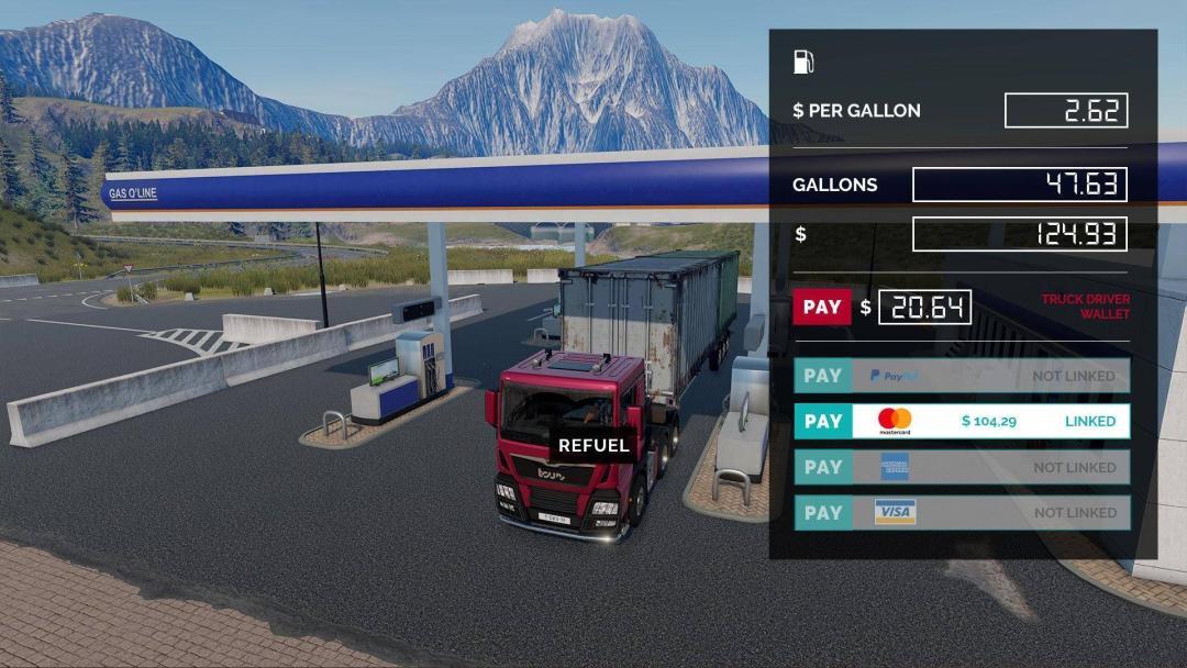 SOEDESCO anuncia Truck Driver: Pay per Gallon 1