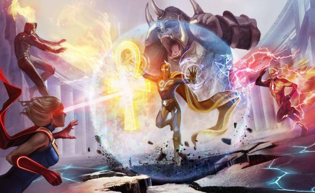 Injustice 2 Mobile inicia la beta de Champions Arena 2