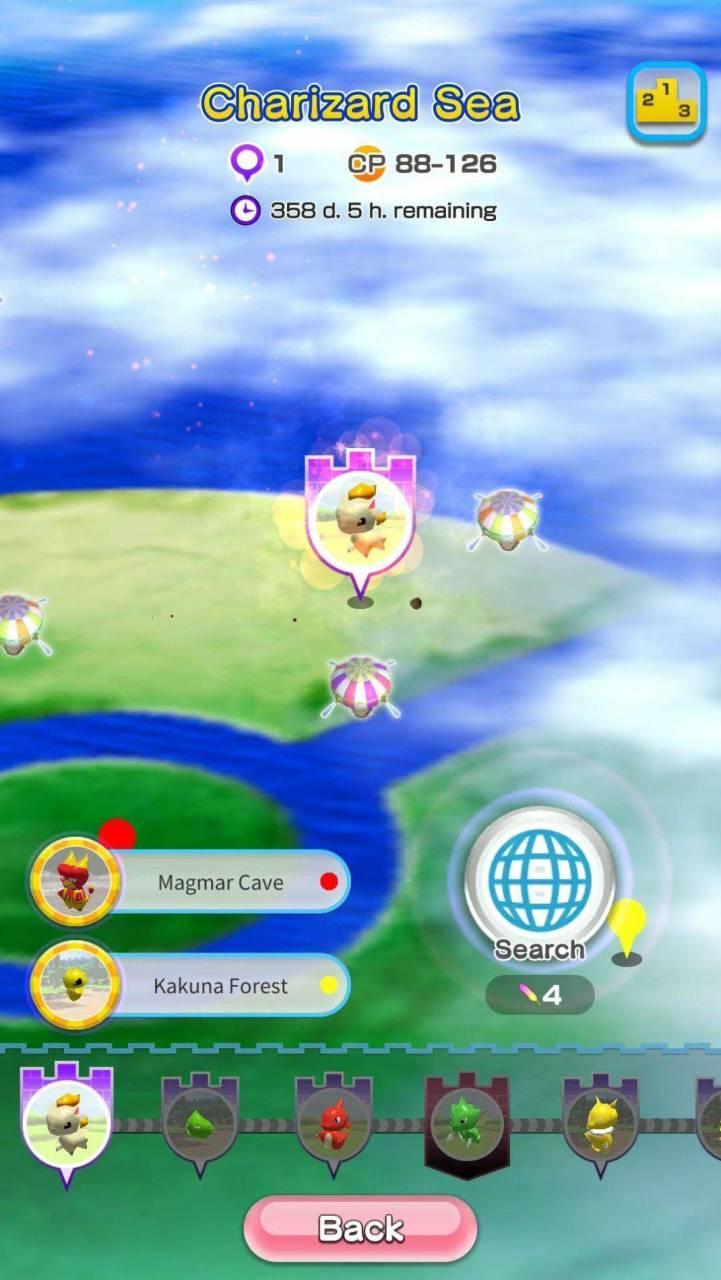 ¡Pokémon Rumble Rush llega a dispositivos moviles! 1