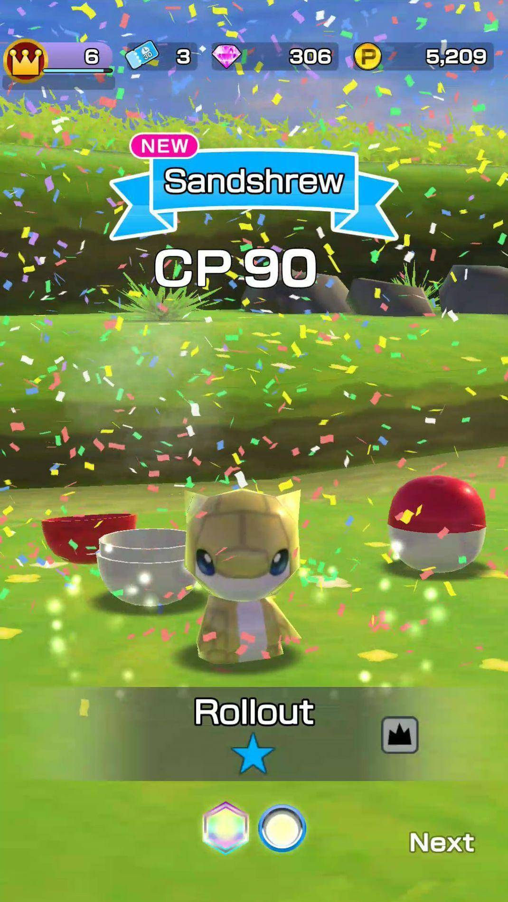 ¡Pokémon Rumble Rush llega a dispositivos moviles! 11