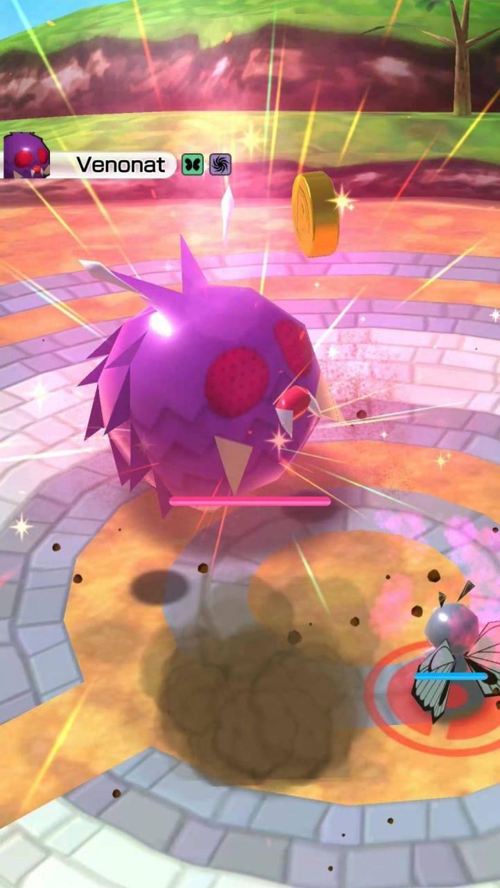 ¡Pokémon Rumble Rush llega a dispositivos moviles! 3
