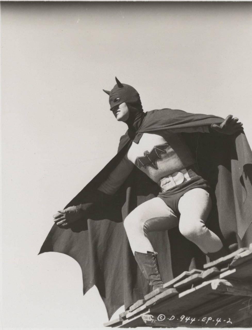"Robert Lowery ""Batman and Robin"" (1949 serial)"