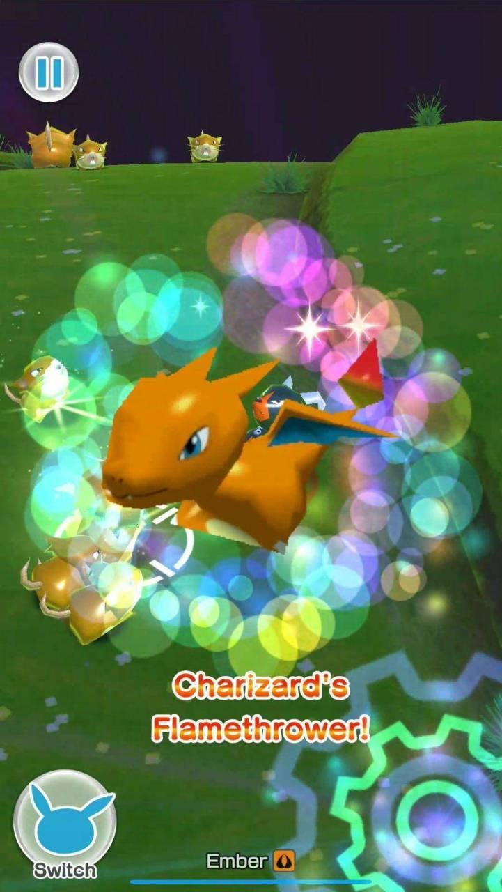 ¡Pokémon Rumble Rush llega a dispositivos moviles! 4