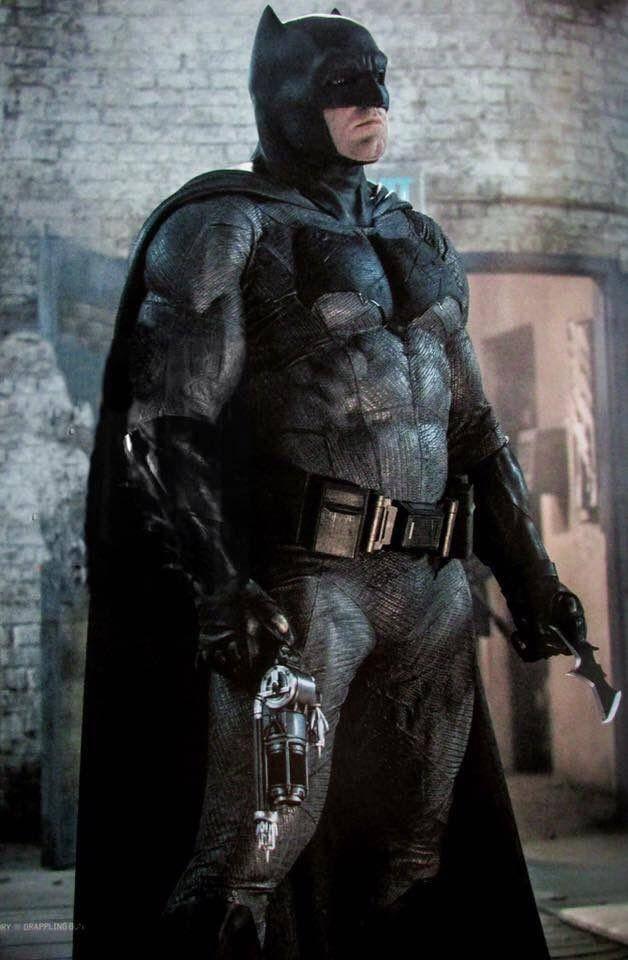 """Ben Affleck """"Batman v Superman: Dawn of Justice"""" (2016), """"Suicide Squad"""" (2016), """"Justice League"""" (2017)"""