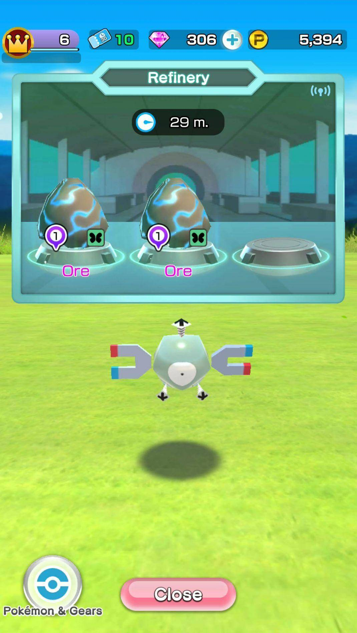 ¡Pokémon Rumble Rush llega a dispositivos moviles! 5