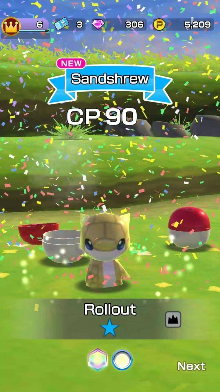 ¡Pokémon Rumble Rush llega a dispositivos moviles! 6