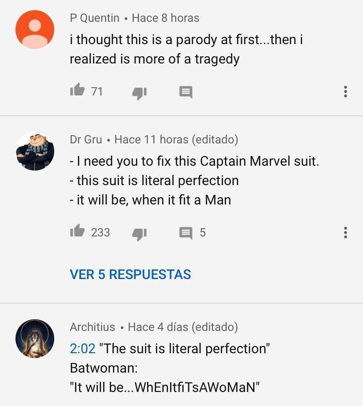 El trailer de Batwoman es bombardeado por hombres ofendidos 5