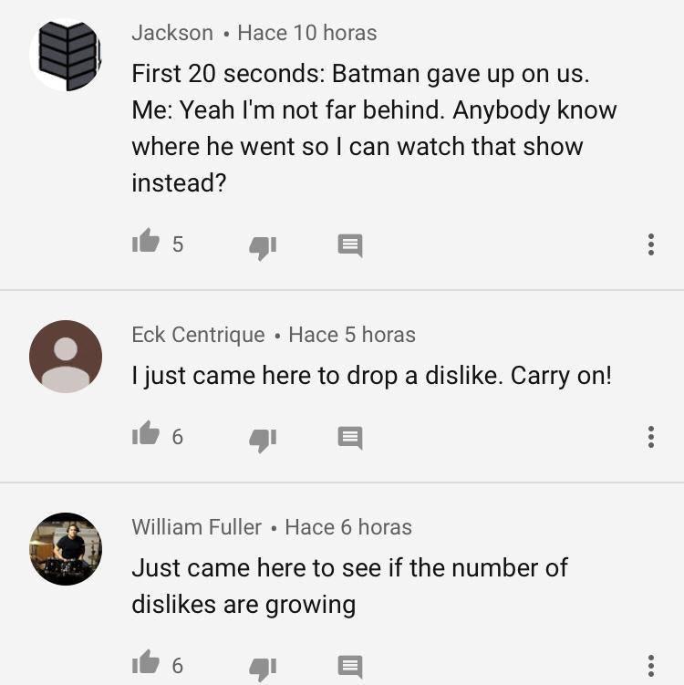 El trailer de Batwoman es bombardeado por hombres ofendidos 3
