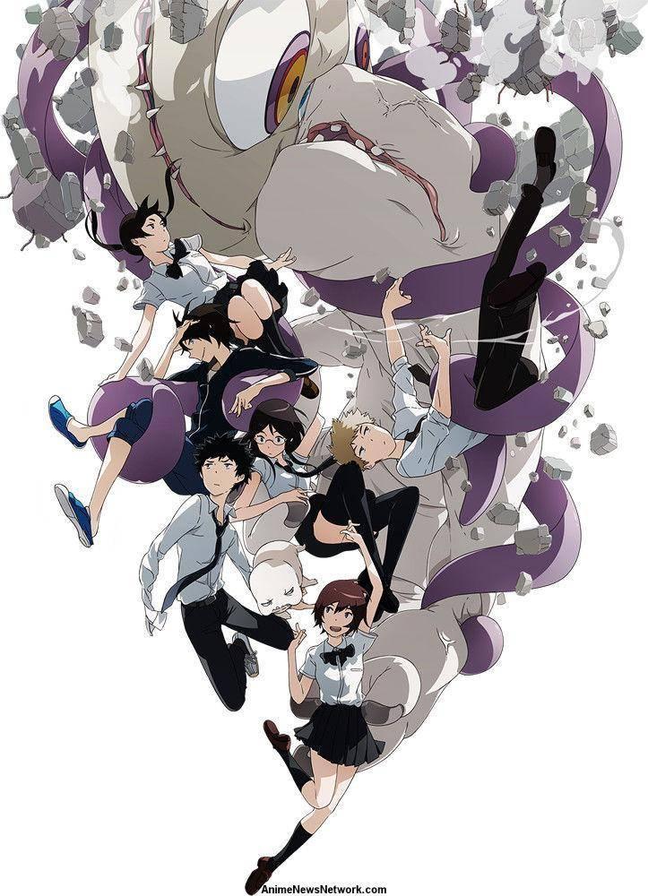 Conoce la película de anime: Cencoroll Connect 8