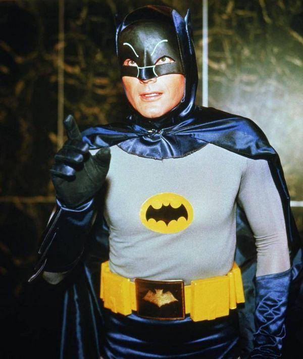 "Adam West ""Batman"" (1966 film, 1966-68 TV series)"