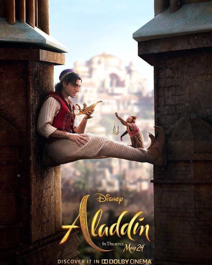 Will Smith presenta al Príncipe Ali en el nuevo clip de Aladdin 1