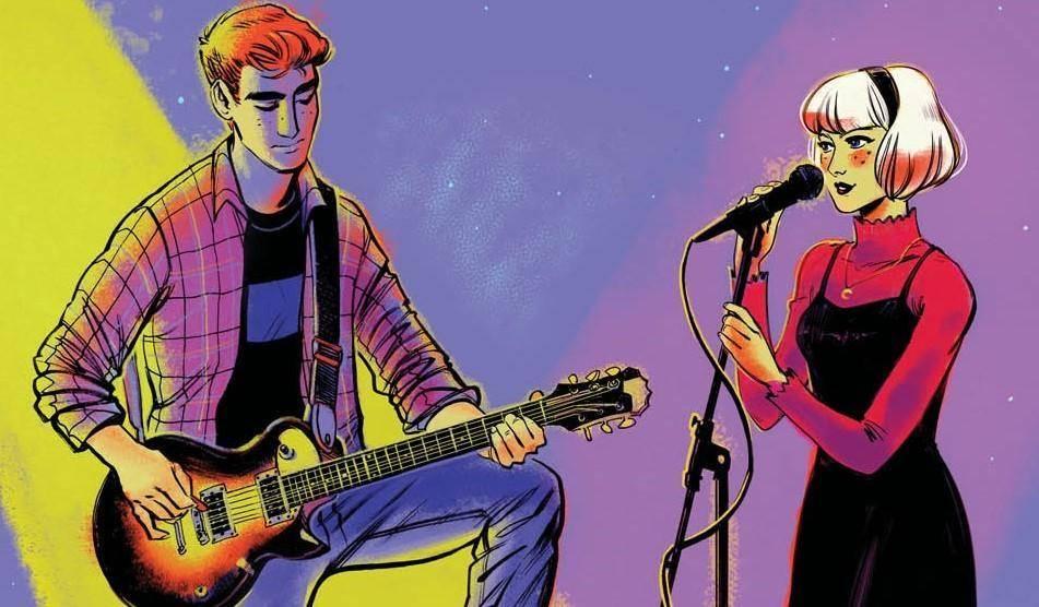 Sabrina y Archie estrenan romance en Archie #705 ❤