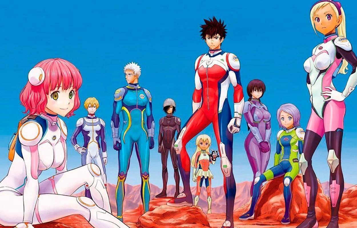 Conoce el Anime: Astra Lost in Space 2