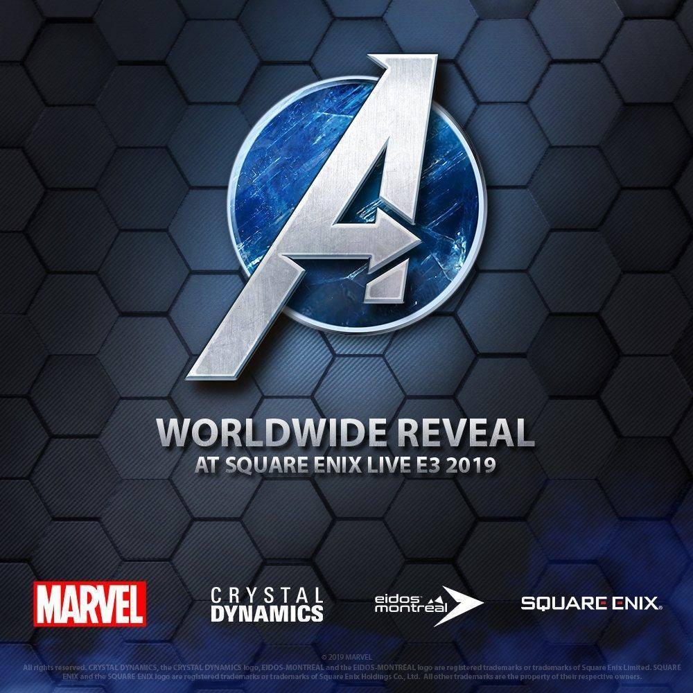 Confirmado: el juego de Avengers será presentado en el E3 2019 1