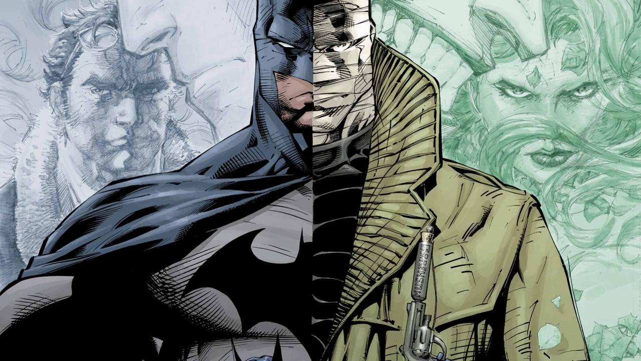 Mira el primer trailer de Batman: Hush