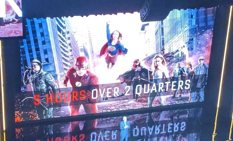 Conoce los primeros detalles del crossover 'Crisis on Infinite Earths' 1