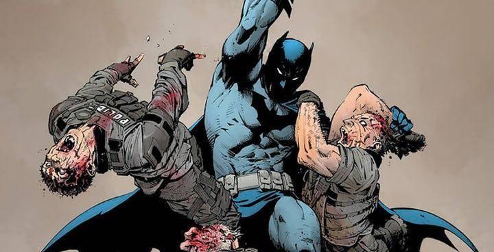 DCeased: Todos los muertos del #1