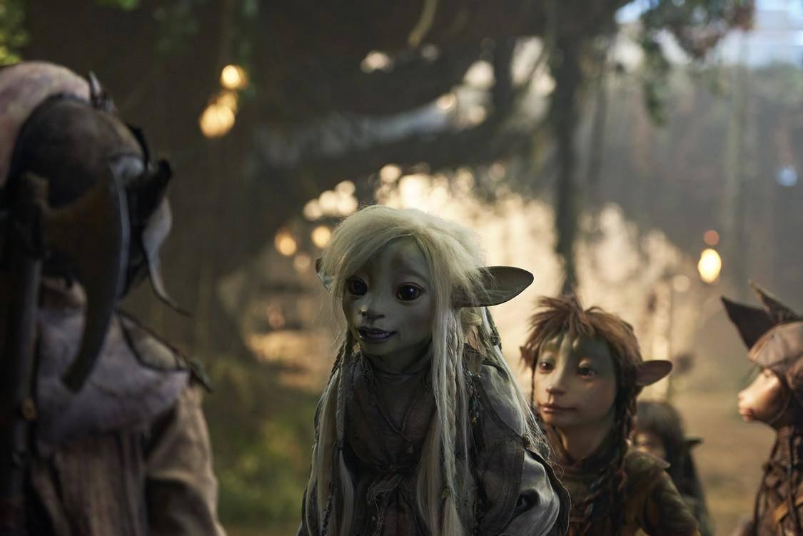 """Mira nuevas imágenes de """"El Cristal Encantado"""" de Netflix 5"""
