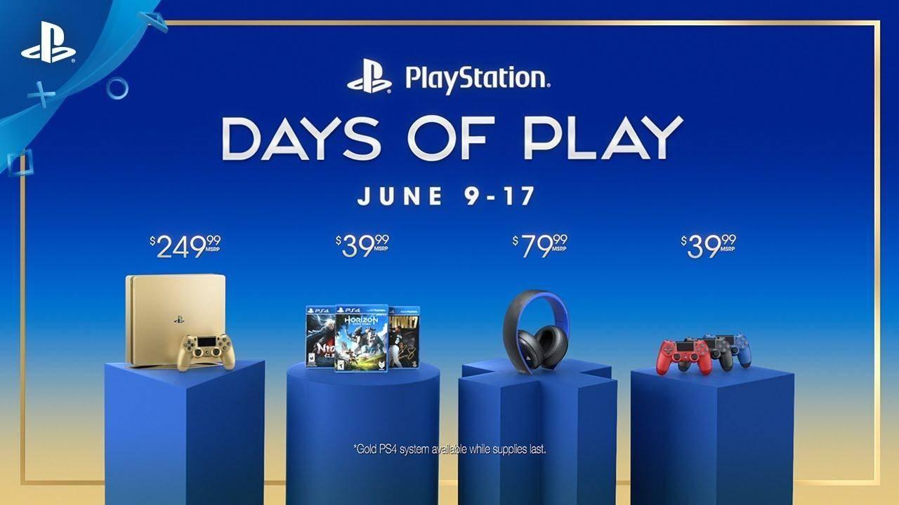 Se anuncian los Days of Play de PlayStation 1